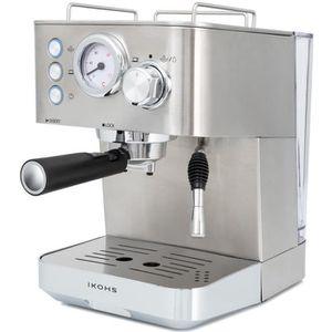 MACHINE À CAFÉ Cafetière Expresso Kaffeta IKOHS Machine à café Ex