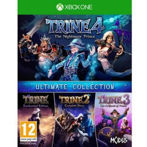 JEU XBOX ONE Jeu Xbox One Just For Games Trine 4 The Ultimate C