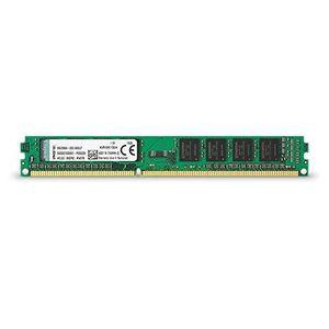 MÉMOIRE RAM Kingston KVR16N11S8-4 4GB 1Rx8 512M x 64-Bit PC3-1