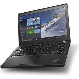 PC RECONDITIONNÉ LENOVO ThinkPad X260 - i3 2.3Ghz 8Go 128Go SSD 12.