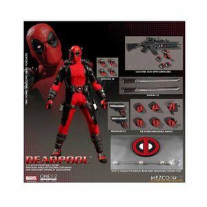 PORTE-CLÉS Mezcotoyz - Figurine Marvel - Deadpool One 12 Coll