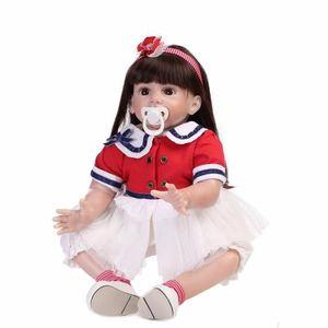 POUPÉE 60 CM réaliste fille poupée reborn/reborn bambin p