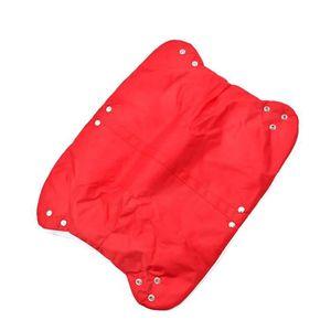 GANTS POUSSETTE MOGOI Gants chauds pour poussette Rouge