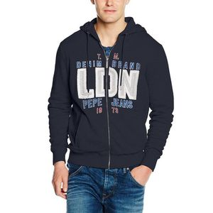 2be64279a1c4 JEANS PEPE JEANS Electric Sweat Zip Homme - Taille S - B