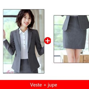 COSTUME - TAILLEUR Costume Femme de marque Costume de Affaires mode à