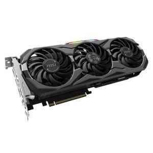 CARTE GRAPHIQUE INTERNE MSI GeForce RTX 2080 DUKE 8G OC VGA PCI-E x16 V372