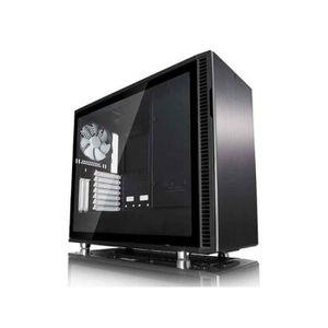 BOITIER PC  Boitier PC Fractal Design Define Midi-Tower R6 FD-
