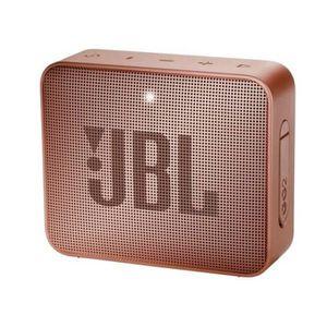 ENCEINTE NOMADE JBL GO 2 Mini enceinte portable Bluetooth Cannelle