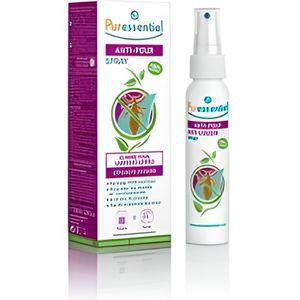 ANTI-POUX Puressentiel Spray Anti-Poux 100 ml + Peigne