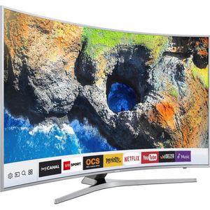 Téléviseur LED SAMSUNG UE65MU6505 TV LED Incurvée UHD 163cm (65''