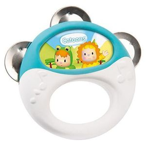 DOUDOU SMOBY Cotoons Cymbale - Instrument Musique