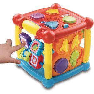 CUBE ÉVEIL VTECH BABY - Baby Cube d'éveil - 150505