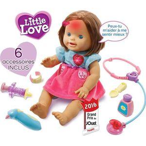 POUPÉE VTECH Poupée Little love Ma poupée a soigner