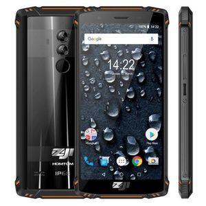 SMARTPHONE Smartphone Incassable Téléphone Triple épreuve, Du
