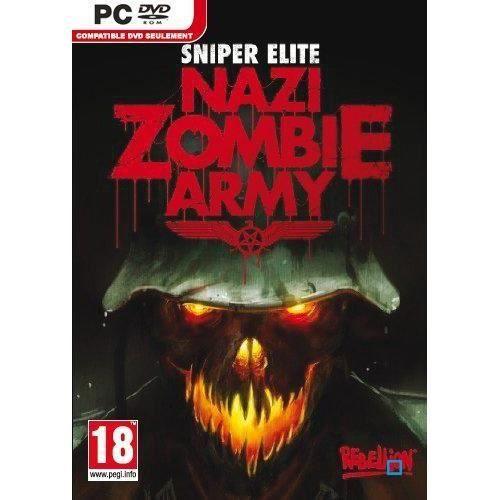 SNIPER ELITE NAZI ZOMBIE ARMY / Jeu PC