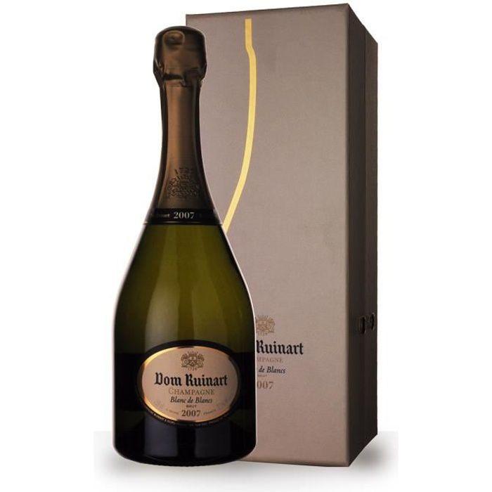 Dom Ruinart 2007 Blanc de Blancs - Coffret - 75cl - Champagne