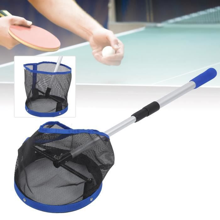 Sélecteur de balle portable pingpong ping-pong télescopique balle de tennis de table ramasser JUN