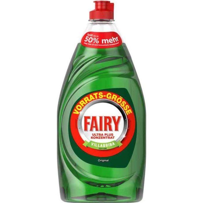 Liquide vaisselle Fairy Original Anti Graisse 800 ml