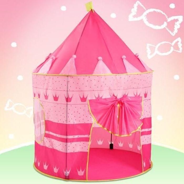 Tente de jeu pour enfants (KDZT05-6 Candy Palace)
