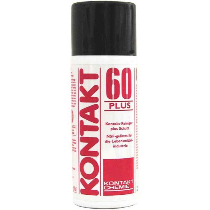 Kontakt 60 Plus, désoxydant de contact, 200 ml