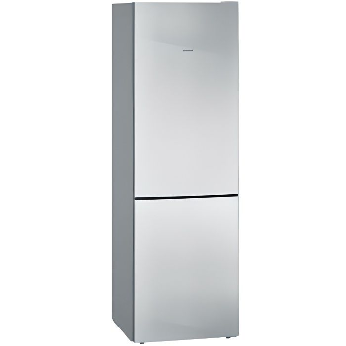 Refrigerateur Combi 186x60x65 A++ Inox Siemens - Kg36vvieas