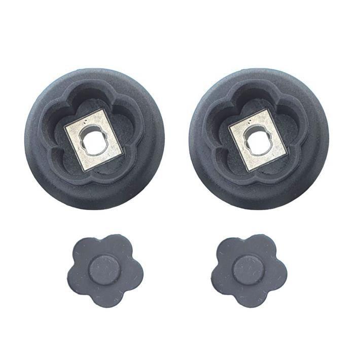 2x Axes de Couplage Monsieur Cuisine CONNECT SilverCrest SKMC 1200 A1 / B2 / C3