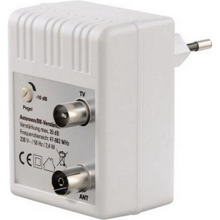 THOMSON-Amplificateur de signaux KCT2814 pour télévision par câble, 20 dB