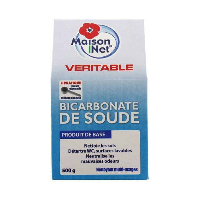 MAISON NET Bicarbonates de soude - 500 g