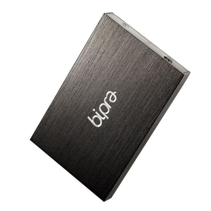 DISQUE DUR EXTERNE Bipra Portable 60Go 60 Go Mac Edition Disque dur e