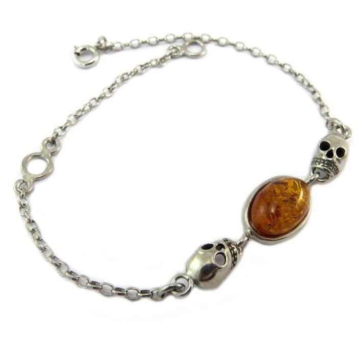 bracelet argent soldes