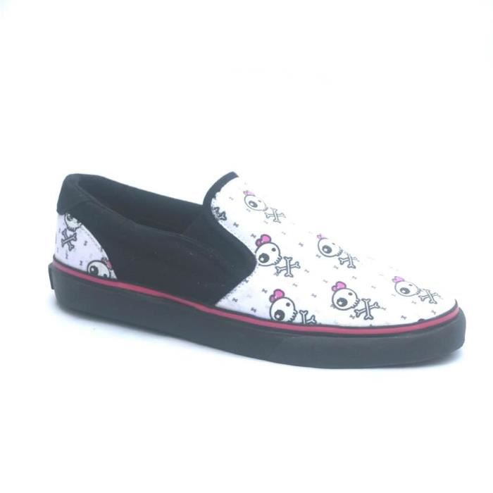 OSIRIS Scoop Girls Black/Becky Bones
