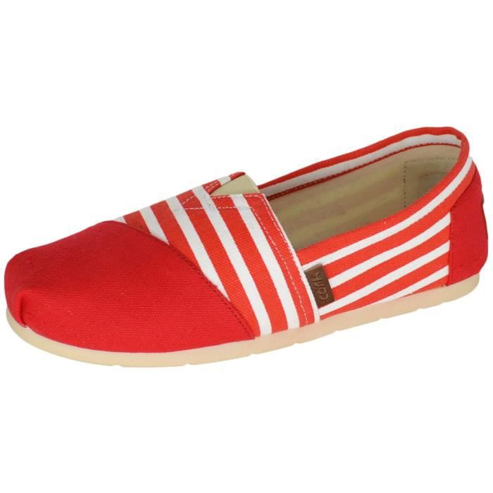 Slip Canvas Casual On Shoe Sneaker JD7JE Taille-39