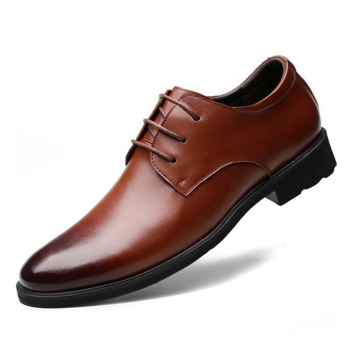 Chaussure Homme Cuir Automne et Hiver Classique Chaussures de