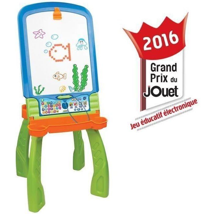 vtech magi chevalet interactif 3 en 1 achat vente table jouet d 39 activit cdiscount. Black Bedroom Furniture Sets. Home Design Ideas