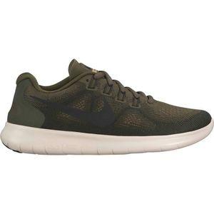 CHAUSSURES DE RUNNING NIKE Chaussures de running Free - Femme - Vert kak
