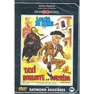 DVD FILM DVD Taxi, roulotte et corrida