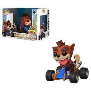 FIGURINE DE JEU Figurine Funko Pop! Rides : Crash Team Racing - Cr