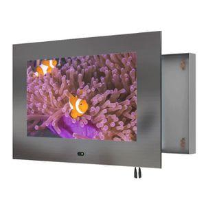 Téléviseur LED Mirroir TV salle de bain étanche à l'eau IP65 | 18
