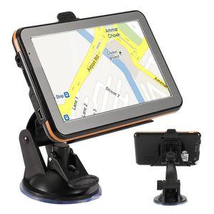 GPS AUTO Système de navigation GPS portable pour voiture, 5