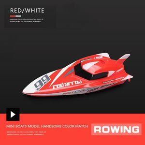 DRONE Bateau télécommandé RC 4CH 2.4G Racing étanche jou