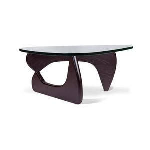 table basse verre et pierre achat vente table basse. Black Bedroom Furniture Sets. Home Design Ideas