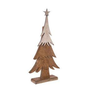 SAPIN - ARBRE DE NOËL Feeric Christmas - Décoration de Noël Sapin en Boi