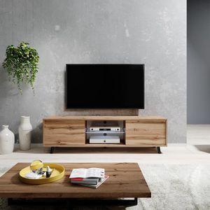 MEUBLE TV Meuble tv / Meuble de salon - LUNA - 140 cm - chên