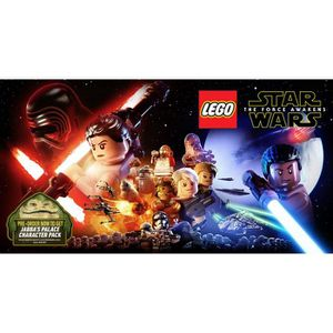 JEU PS3 Lego Star Wars The Force Awakens (Includes Jabba's