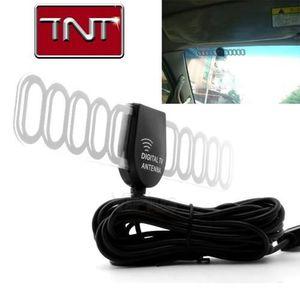 ANTENNE RATEAU Antenne voiture TV pour TNT + radio FM.