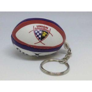 PORTE-CLÉS Porte clés rugby - Union Bordeaux-Bègles (UBB) - G