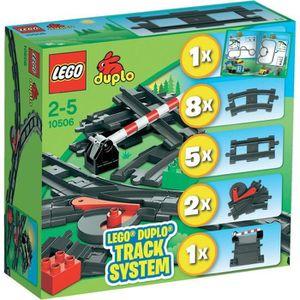 ASSEMBLAGE CONSTRUCTION LEGO® DUPLO 10506 Ensemble d'Eléments Pour Train