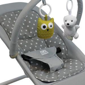 TRANSAT Coussin de confort pour transat bébé pliable gamme