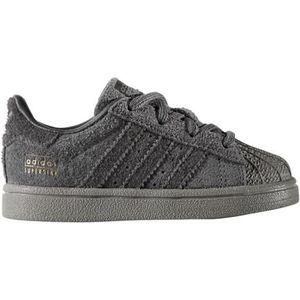 Adidas superstar gris - Cdiscount