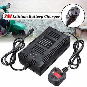 CHARGEUR DE BATTERIE NEUFU 29.4V 1.6A Chargeur de batterie au lithium 2